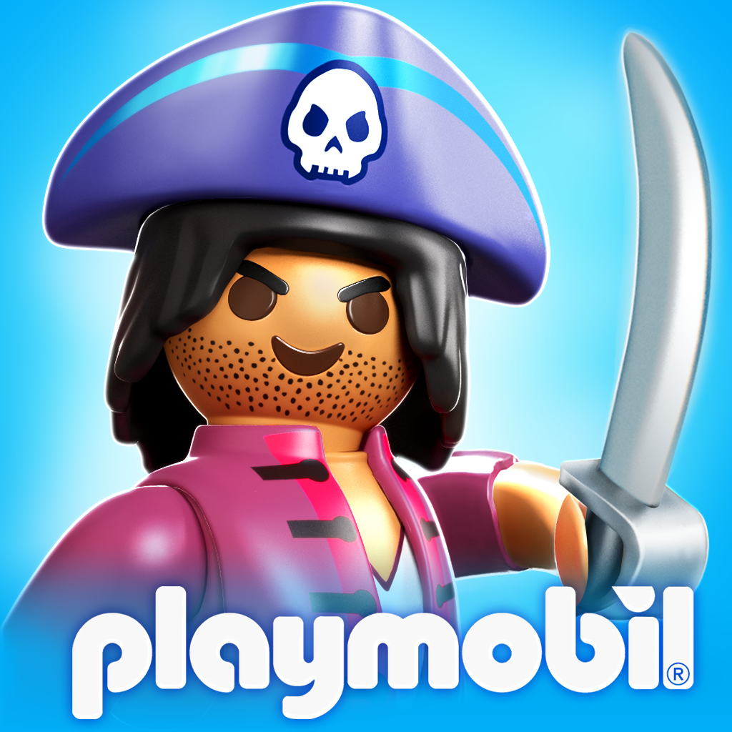 PLAYMOBIL Piraten iOS